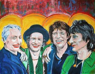 The Rolling Saints