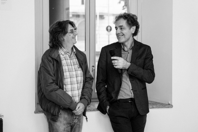 Enrico Martinet e Vincenzo Calì